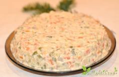 salata de boeuf vegan