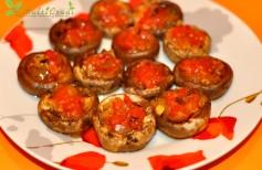 ciuperci champignon vegan