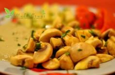 ciuperci raw vegan hrana vie