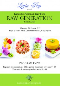 Ligia Pop Raw Generation Expo